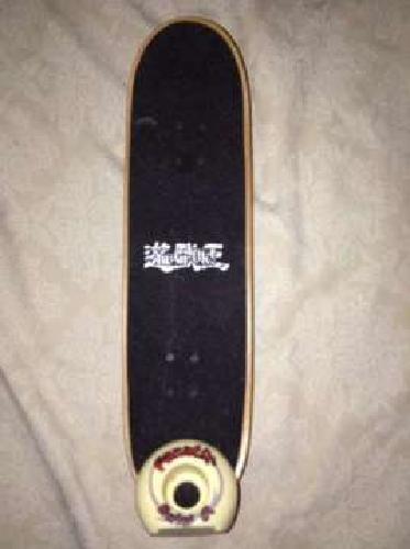 2002 Skateboard Fanatix Series #1 Collectable
