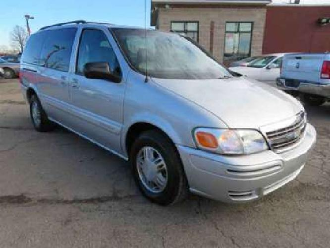2003 Chevrolet Venture w/Warner Bros 1SE Pkg