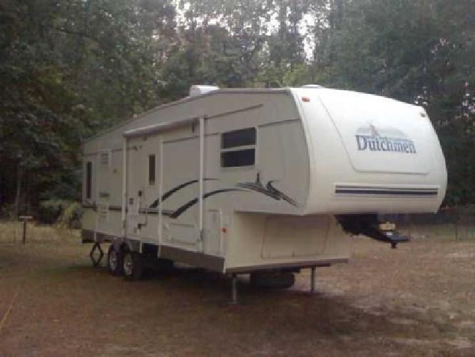 2003 dutchman classic 5th wheel camper magnolia ar for for Classic house 2003