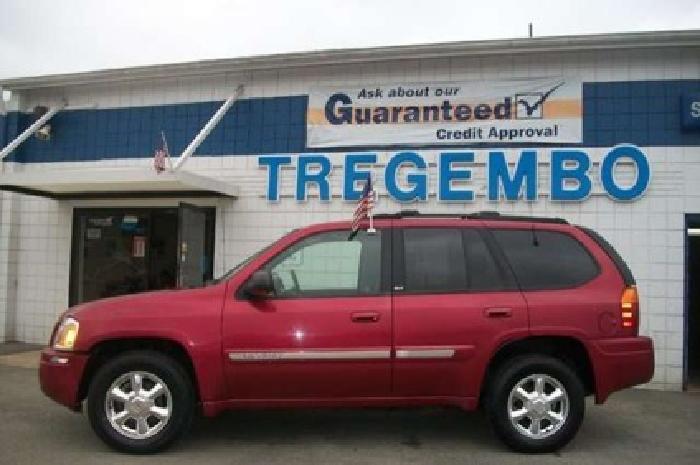 2003 GMC Envoy AWD SLT