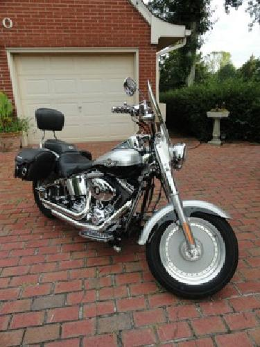 2003 Harley-Davidson 100th Anniversary Fat Boy Worldwide Shipping
