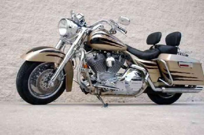 Harley-Davidson Screamin' Eagle Road King in Jacksonville, Florida