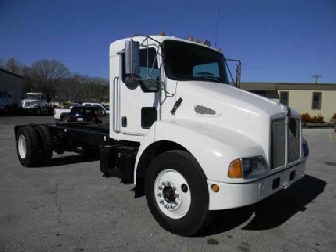2003 KENWORTH T300 Cab Chassis Truck for sale in Kansas City