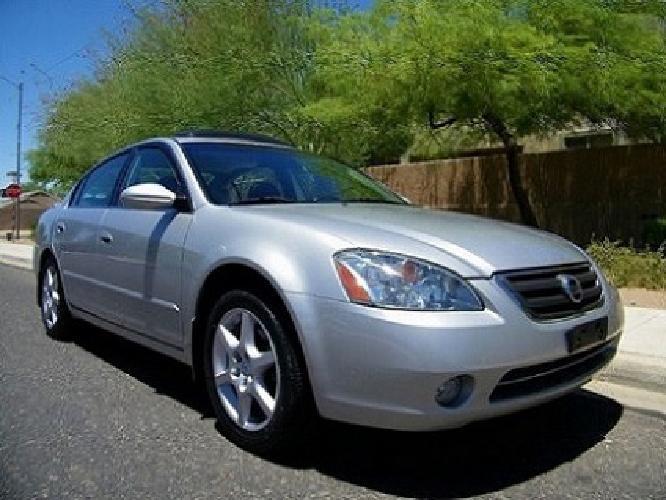 2003 Nissan Altima SE nice car 66, 000 mileage
