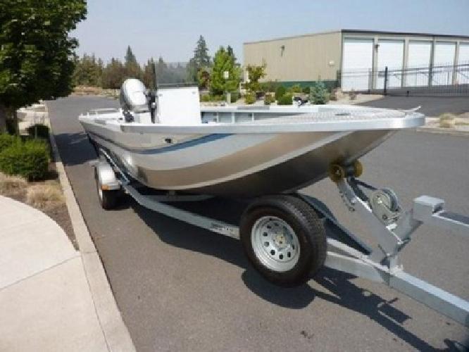 2003 Northwest Jet Freedom Series Boat