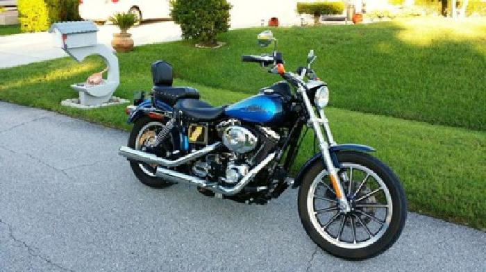 2004 H-D Dyna-Glide Low Rider