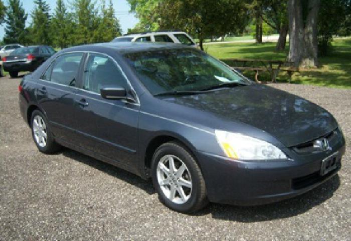 2004 Honda Accord EX-L