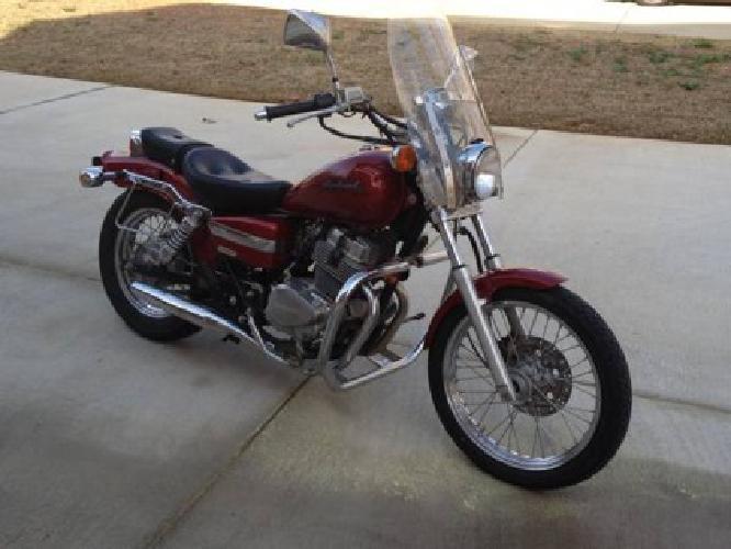 2004 Honda Rebel 250