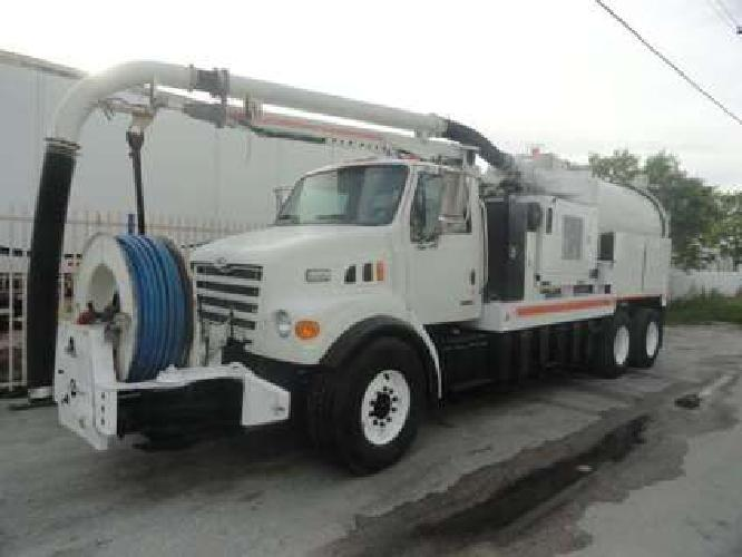 2004 Sterling L7500 VacCon VACUUM/JETTER COMBO
