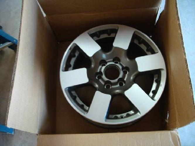 2005-2012 Nissan Xterra, Frontier & Pathfinder 6 Spoke Alloy Wheel