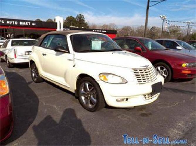 2005 Chrysler Pt Cruiser