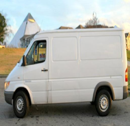 2005 Dodge Sprinter Van 2500