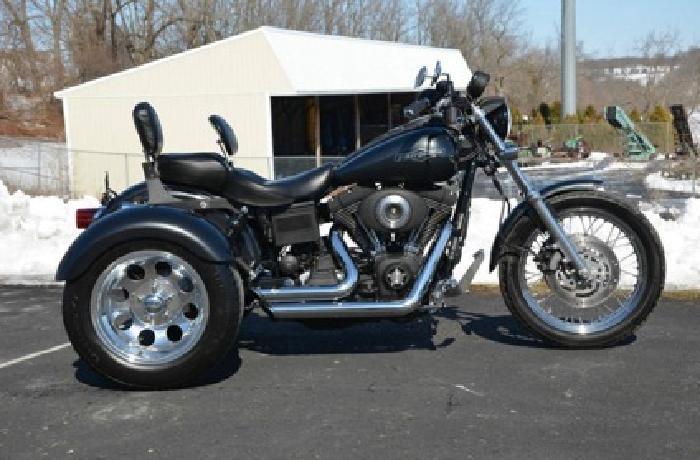 2005 Harley-Davidson Dyna 1450cc Superglide Trike Shipping Free