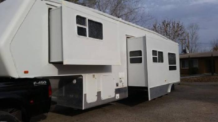 2006 40 Jayco Talon Toy Hauler W 2 Slides For Sale In El
