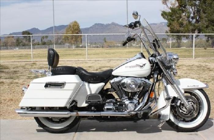 2006 Harley-Davidson FLHRI Road King