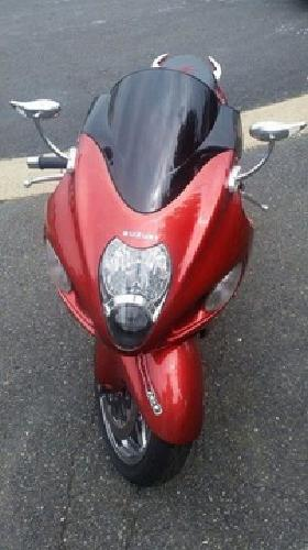 ;*~2006 Suzuki Hayabusa*cherry red*Sport Bike*~;~RUNS Perfect~~
