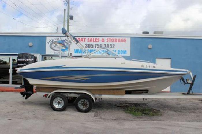 2006 tracker tahoe 196 deck boat we finance turn key. Black Bedroom Furniture Sets. Home Design Ideas