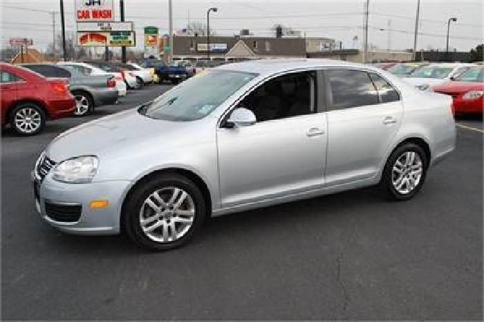 2006 VW Jetta 4 Door 1.9L TDI Manual