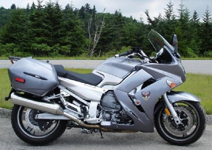2006 Yamaha FJR1300AE