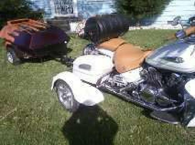 2006 Yamaha RS 1300 w/Trike Kit & Trailer