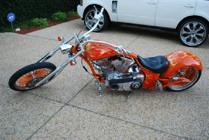 2007 BIG BEAR SLED Worldwide Delivery