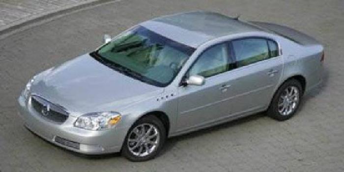 2007 Buick Lucerne V8 CXL