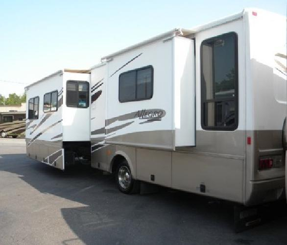 2007 Fleetwood Bounder Class A Motorhome Rv Coach For Sale