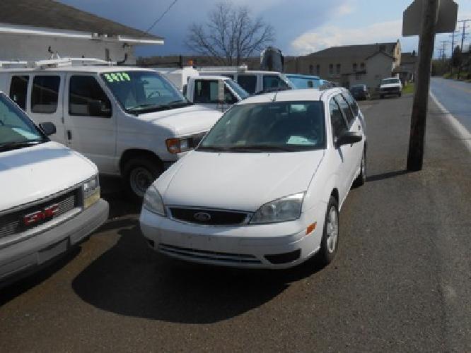 2007 Ford Focus SE Wagon