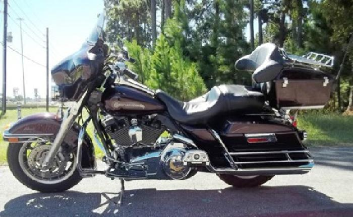 2007 Harley Davidson Electra Glide Classic FLHTC
