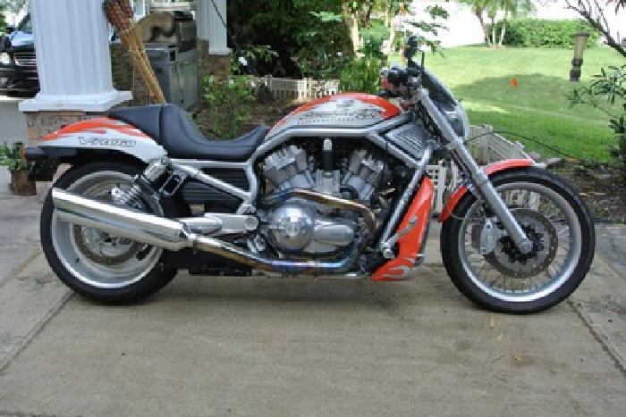 2007 Harley Davidson Screaming Eagle