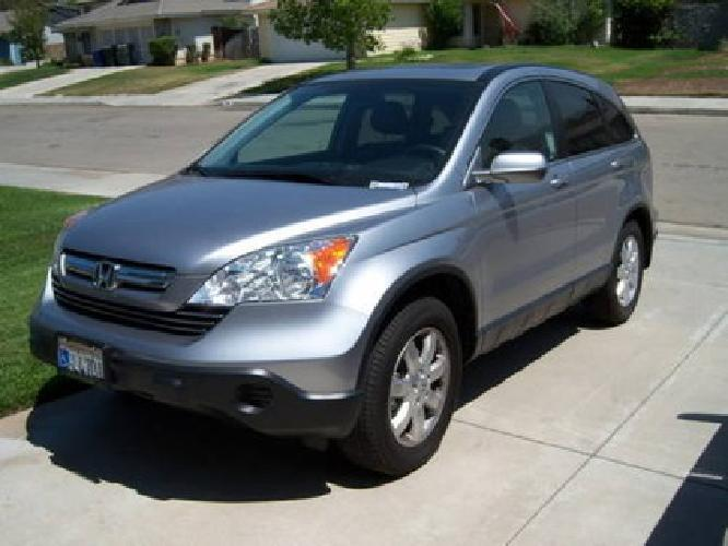 2007 honda cr v ex l top of the line model with low mileage for sale in houston texas. Black Bedroom Furniture Sets. Home Design Ideas