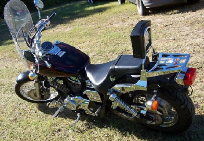 2007 Honda Shadow Spirit Custom 750''2007 Honda Shadow Spirit Custom 750