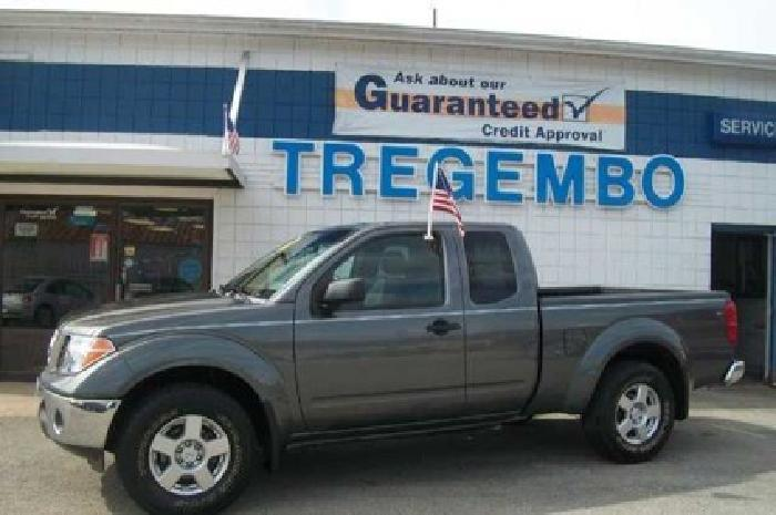 2007 Nissan Frontier 4x4 SE King Cab