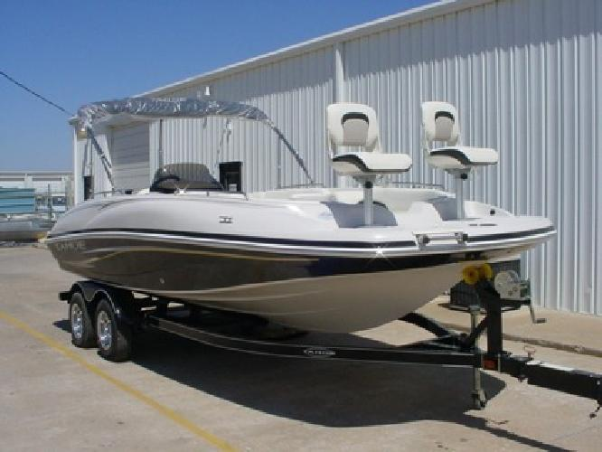 2007 Tahoe 215 SC OB DECKBOAT for sale in San Diego