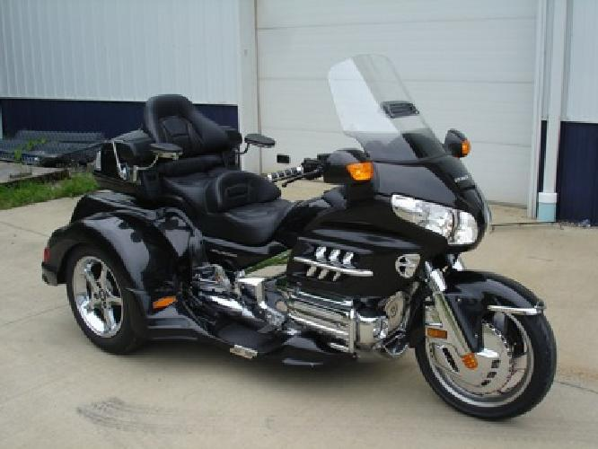 2007 used honda goldwing trike tom clark motorsports