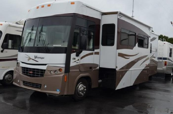 2007 Winnebago Voyage Class A Rv Motorhome Coach For Sale