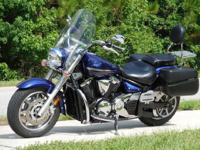 2007 Yamaha VStar 1300 Only 6k Miles