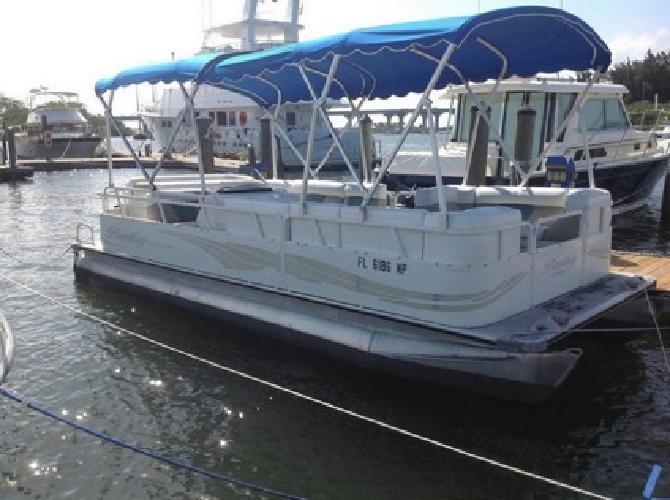 ?2008 22ft Bentlly pontoon boat with 60hp mercury 4 stroke?