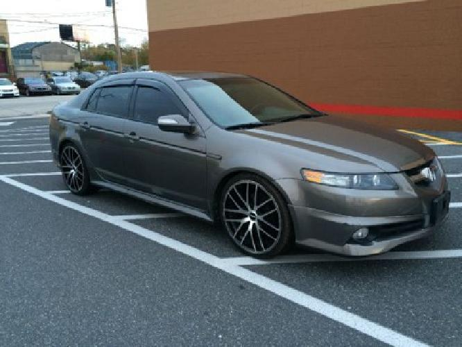 2008 acura tl type s a spec edition for sale in philadelphia pennsylvania classified. Black Bedroom Furniture Sets. Home Design Ideas