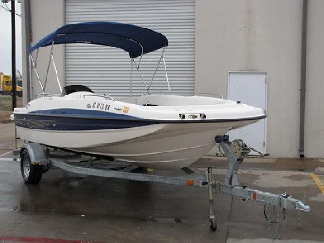 2008 Bayliner 197 SD