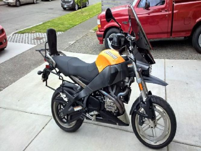 2008 Buell Ulysses XB12X Excellent Condition ?