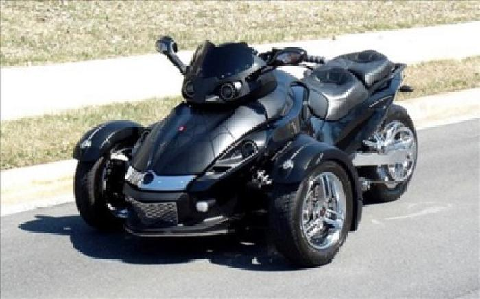 2008 Can-am Spyder 1000cc