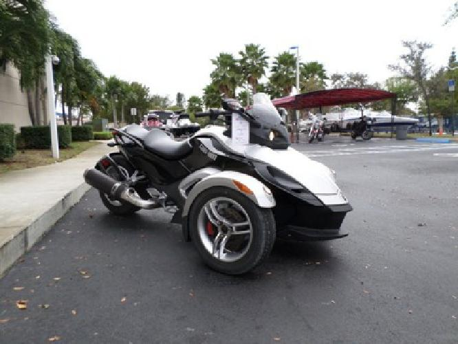 2008 can am spyder gs se5 for sale in pompano beach florida classified. Black Bedroom Furniture Sets. Home Design Ideas