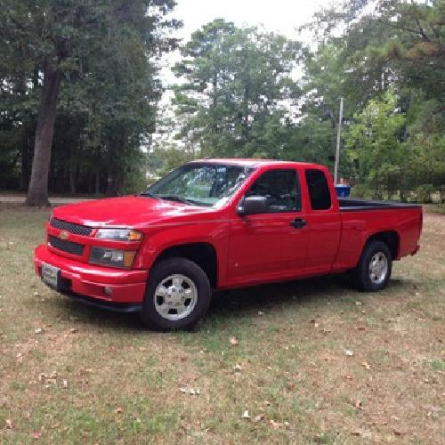 2008 Chevy Colorado Extended Cab Pickup