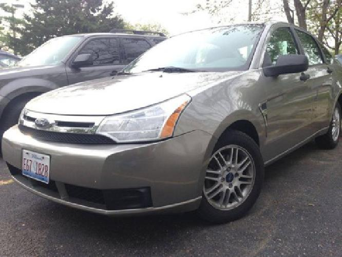 2008 Ford Focus 4 Cyl. Automatic