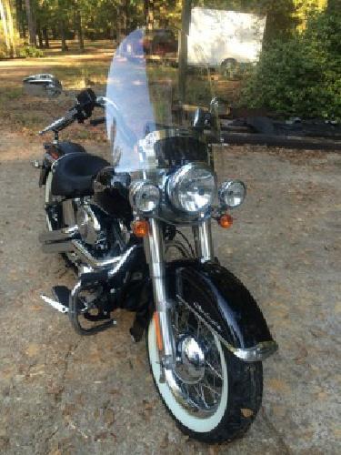 2008 Harley-Davidson FLSTN DELUXE