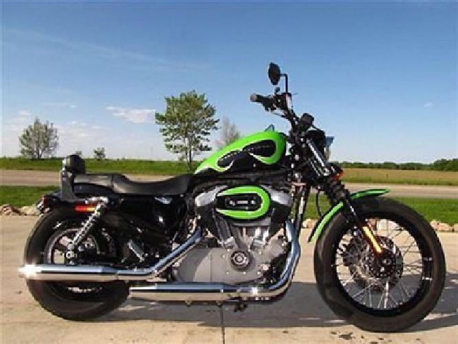 2008 HARLEY-DAVIDSON SPORTSTER 1200 NIGHTSTER XL1200N 1200cc ?
