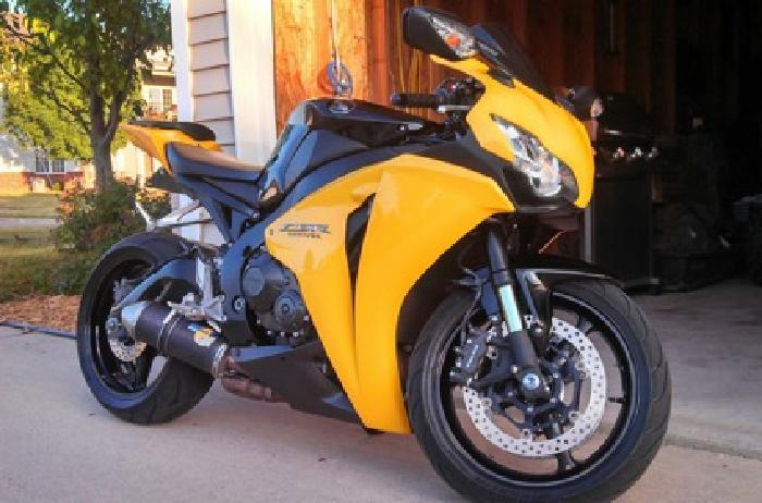 2008 Honda CBR1000RR for sale in Tucson Arizona