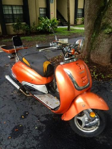2008 Lance Vintage Scooter for sale in Tampa, Florida