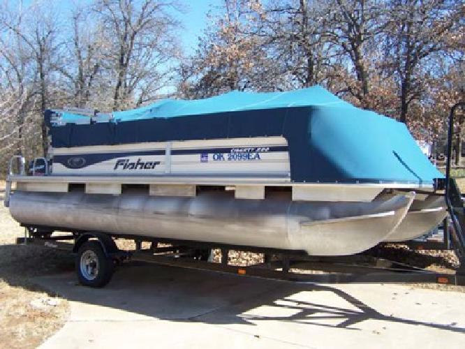 2009 21? Fisher Liberty 200